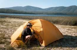 Camping Fees Have Been Halved in Victoria's State and National Parks by Mattie Gould, photo by Jake Doherty