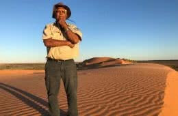 Park Ranger Works to Create a Digital Archive Preserving Indigenous Knowledge of the Simpson Desert Range by Ash Kehoe Sporton Simpson Desert