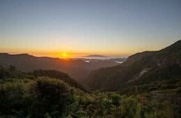 The Petrel Patrol – Searching For NZ's Endangered Seabird by Jacqui Wakefield, photo by Isobel Campbell Views from Mt Heale Hut
