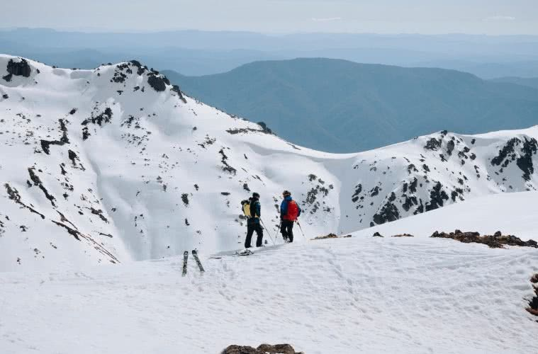 Extend Your Ski Season By Unlocking The Backcountry by Mattie Gould, photo by Ain Raadik