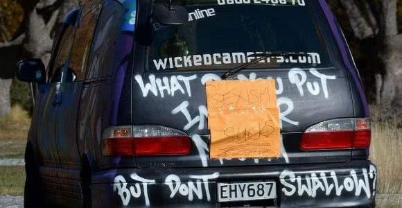 Wicked Campers to be banned