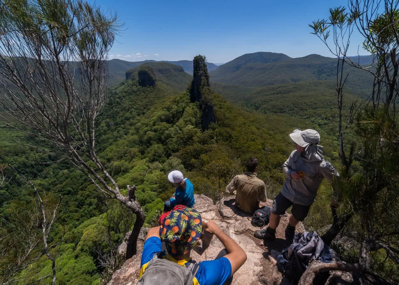 5 Reasons You Should Go Hiking In Queensland by Saphira Schroers, photo by Miranda_Fittock the steamers