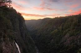 Adventures Before Breakfast  // Ellenborough Falls (NSW), by Conor Moore, Ellenborough Falls image 1