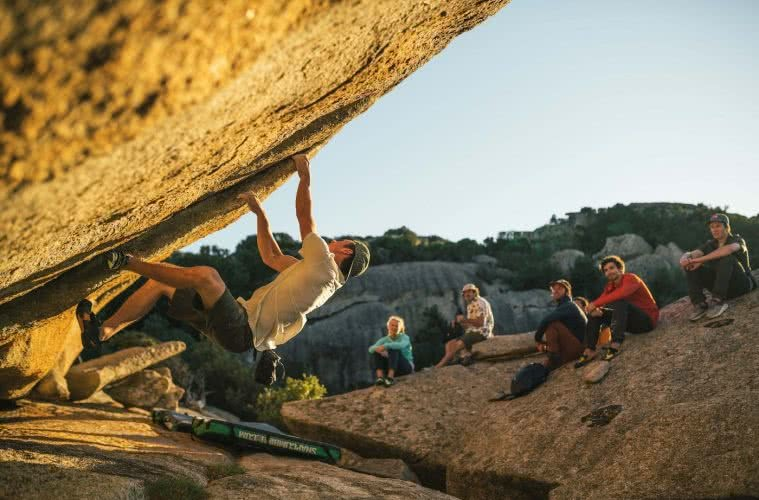 Global Climbing Day, The North Face, photo by Tim Kemple