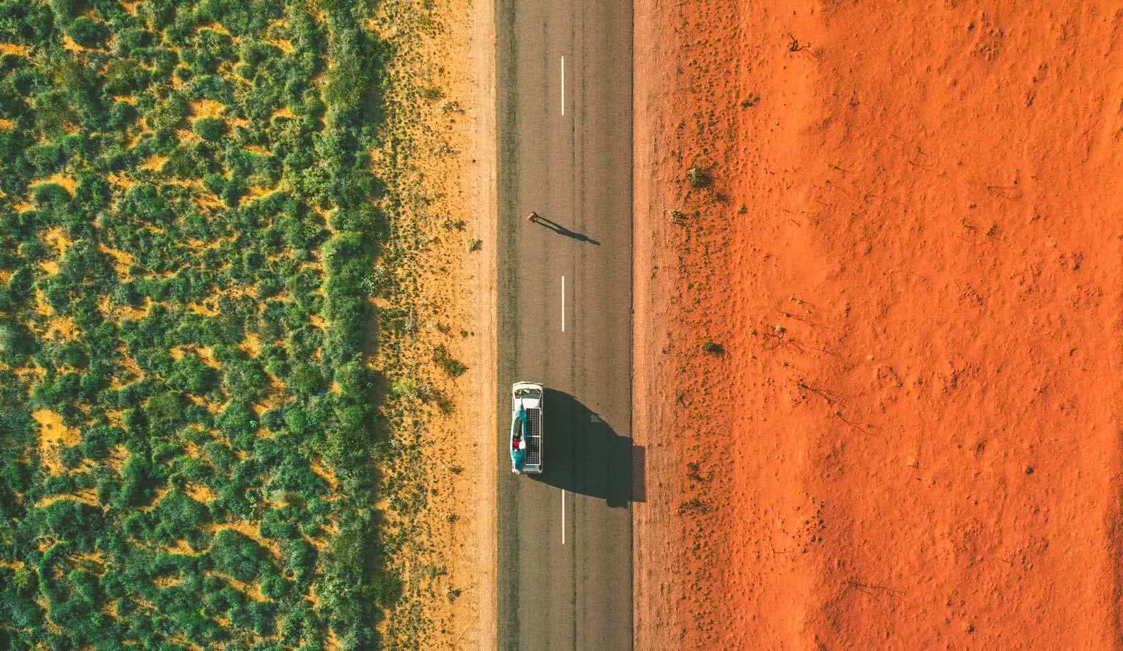 What We Learnt From 4 Years On The Road // Van Life Revisited, mitch cox, broome, on the road, green, orange