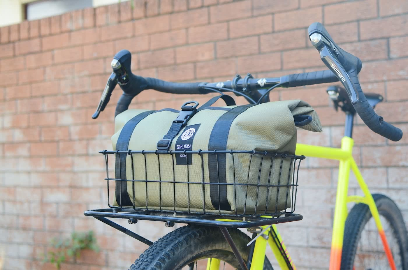 Aussie Adventure Makers / Bikepacking Edition by Mattie Gould, photo by Hungry Bikes, hungry bike bags