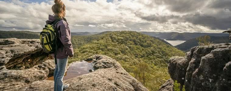 Muogamarra Nature Reserve, photo from NSW Parks