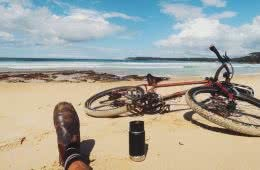 Bikes, beaches and plenty of coffee // South Coast (NSW) by Nick Kohn