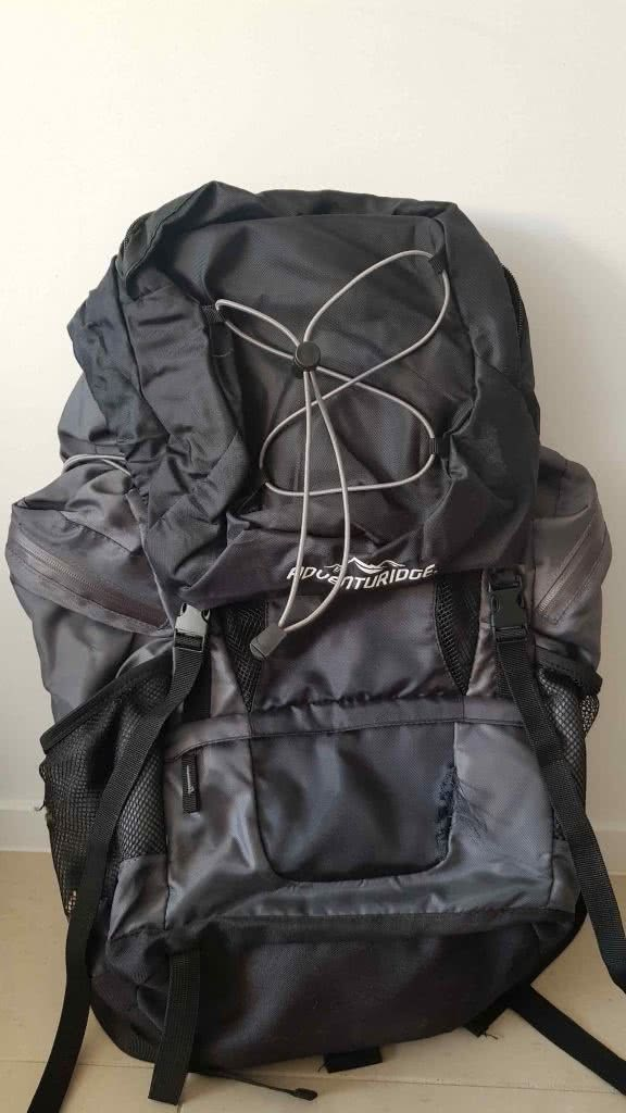I Tested A Full Kit Of Cheap ALDI Hiking Gear Over Nearly 100km, hiking pack