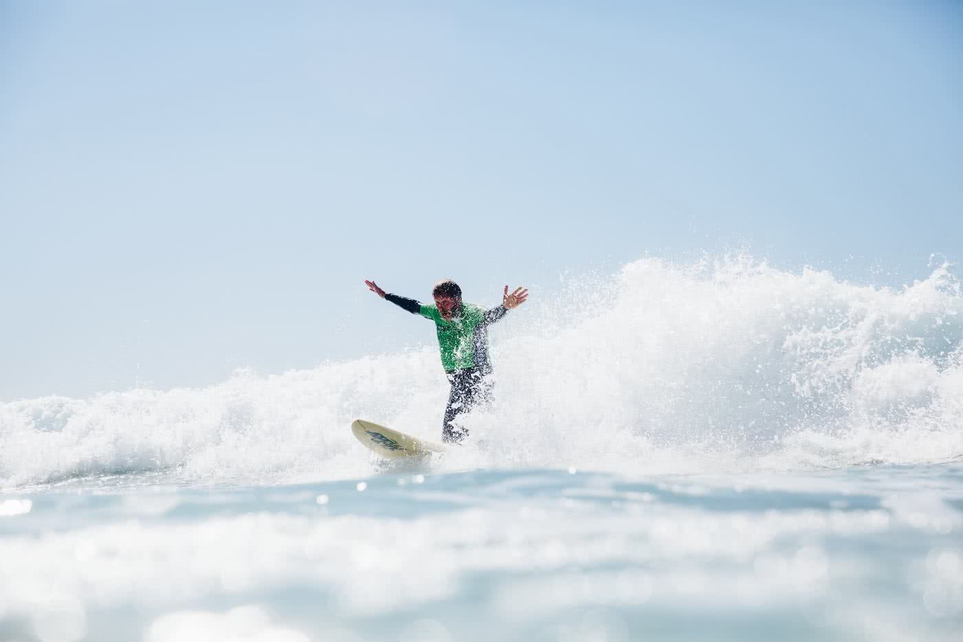 Get Barrelled For Good // Sign Up For The SurfAid Cup, surfboard, wave, whitewash, stoke