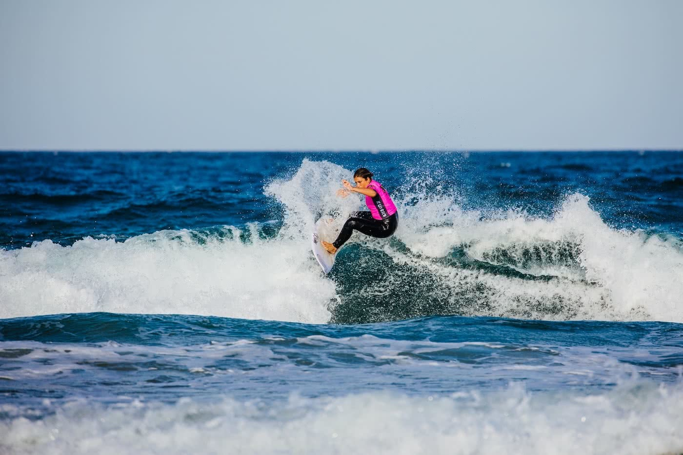 Get Barrelled For Good // Sign Up For The SurfAid Cup, surf, woman, ocean