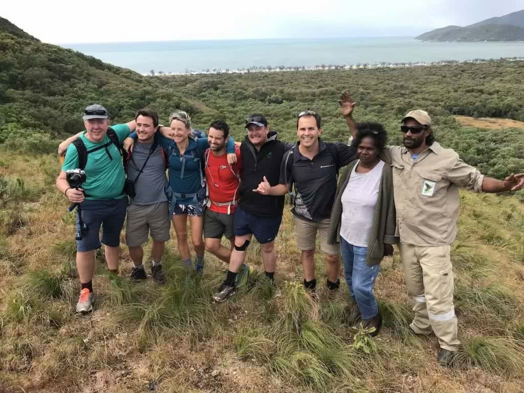 Photos courtesy of Q10 expedition, Exploring Queensland's 10 Great Walks in 10 Days, group, kids, bush, water
