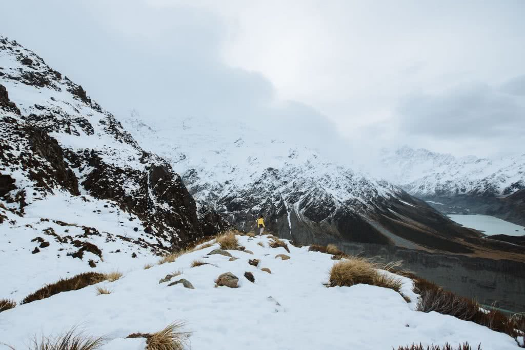 6 Hikes in New Zealand's South Island We Bet You Haven't Heard Of, Cedric Tang, mountains, snow, lake
