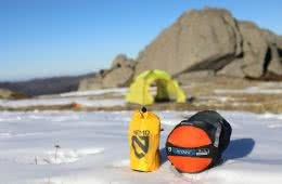 NEMO Kyan Mummy Bag & Tensor Ultralight Sleeping Pad // Gear Review by Mattie Gould