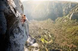 Reel Rock Film Fest Tickets Are On Sale, photo by Reel Rock FF, climbing, cliff, rock, man