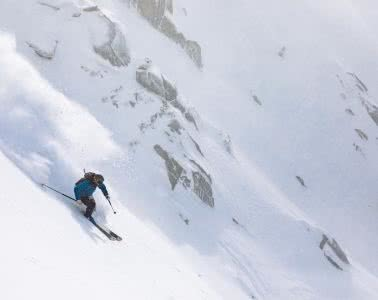 Le Send X Cody Townsend, Le Bent, Kosciuszko backcountry, skiing, ski touring, australian alps, photo by matt wiseman