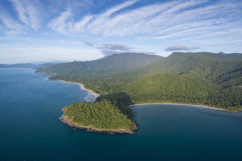 Land Before Time: Exploring the Daintree (QLD), Kate Stevens, rainforest, reef, mountains, ocean, beach, sky