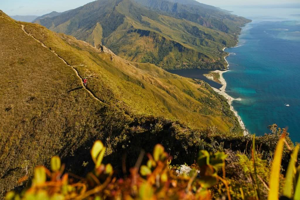 How Much Do You Really Know About New Caledonia?, photo supplied by New Cal tourism, Samuel Costin, island, mountain, beach, trail run