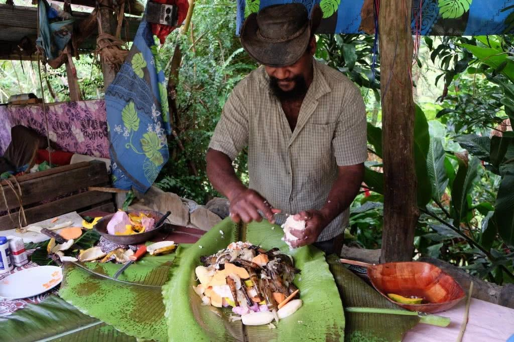 How Much Do You Really Know About New Caledonia?, photo supplied by New Cal tourism, fish, cooking, preparation