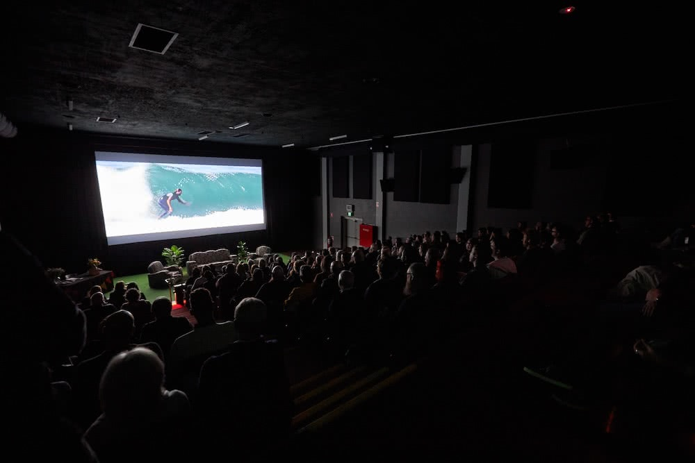 What Makes The Port Fairy Adventure Film Festival So Special?, photo by Pat Corden, surfing