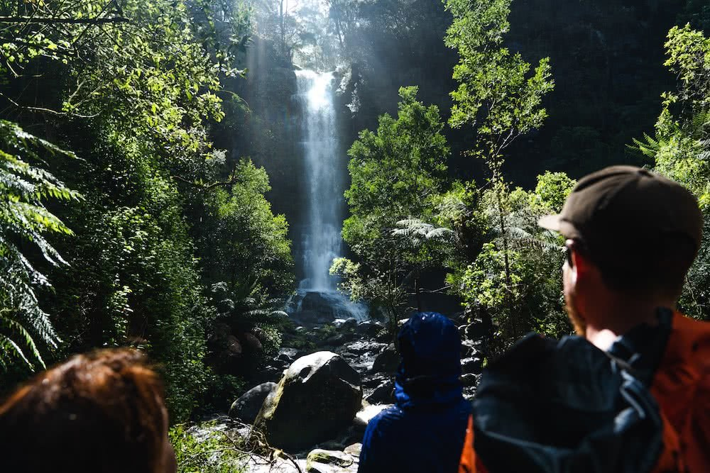 What Makes The Port Fairy Adventure Film Festival So Special?, photo by The Tan Trap, Erskine falls, Great Ocean Road, Victoria