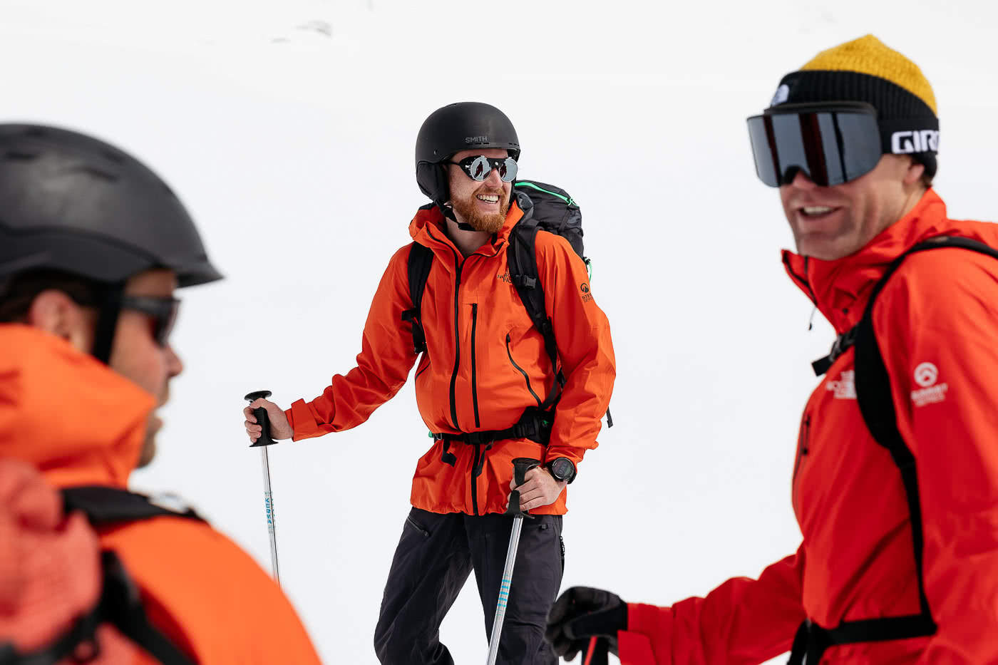 Just How Revolutionary Is FUTURELIGHT Waterproof Breathable Gear? We Tested It Out In NZ, photo by Mark Clinton, the Remarkables, The North Face, New Zealand, skiing