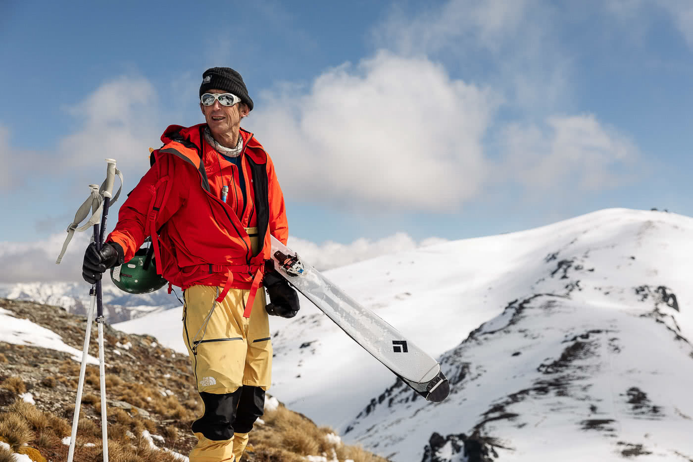Just How Revolutionary Is FUTURELIGHT Waterproof Breathable Gear? We Tested It Out In NZ, photo by Mark Clinton, the Remarkables, The North Face, New Zealand, skiing, tim mcartney-snape