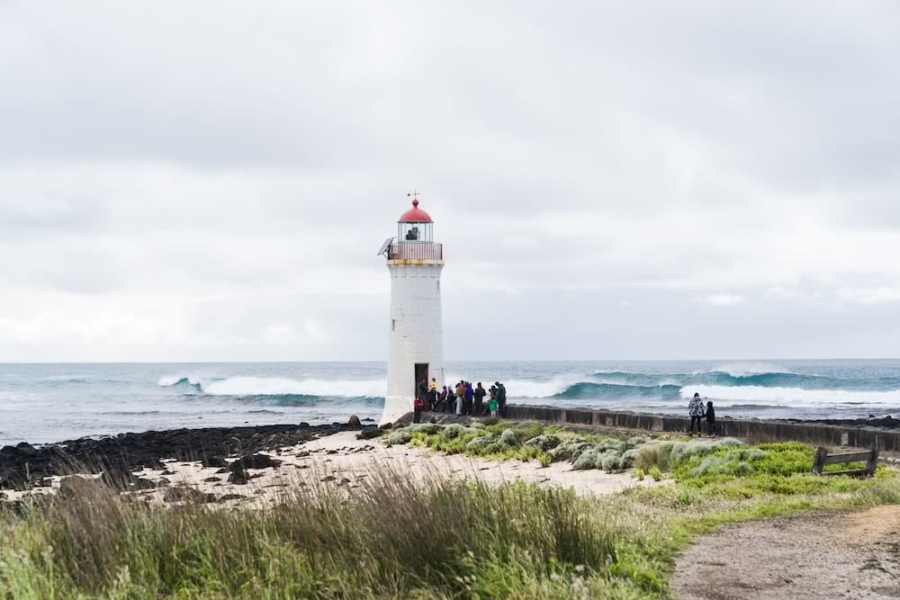 What Makes The Port Fairy Adventure Film Festival So Special?, photo by The Tan Trap, lighthouse