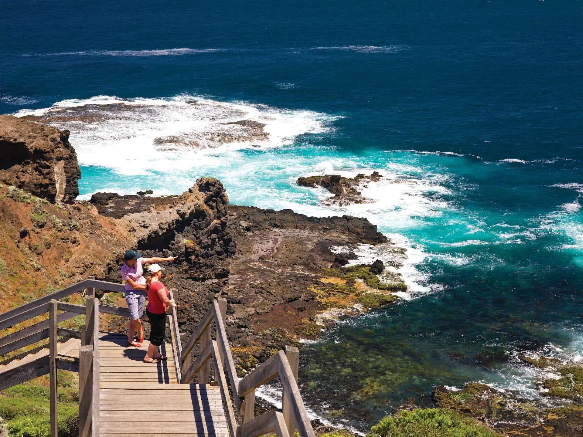 Bushrangers Bay And The Cape Schanck Trail // Mornington ...