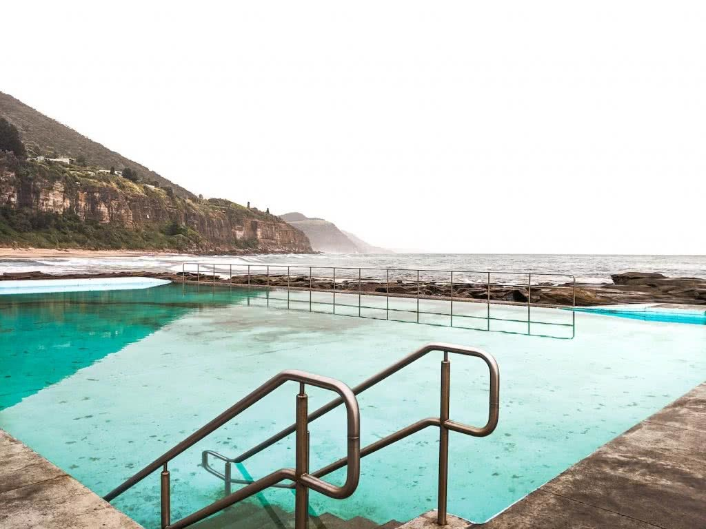 Swim In One Of These Illawarra Ocean Pools This Summer, Amy Fairall, Coalcliff, ocean, pool, escarpment, cliffs