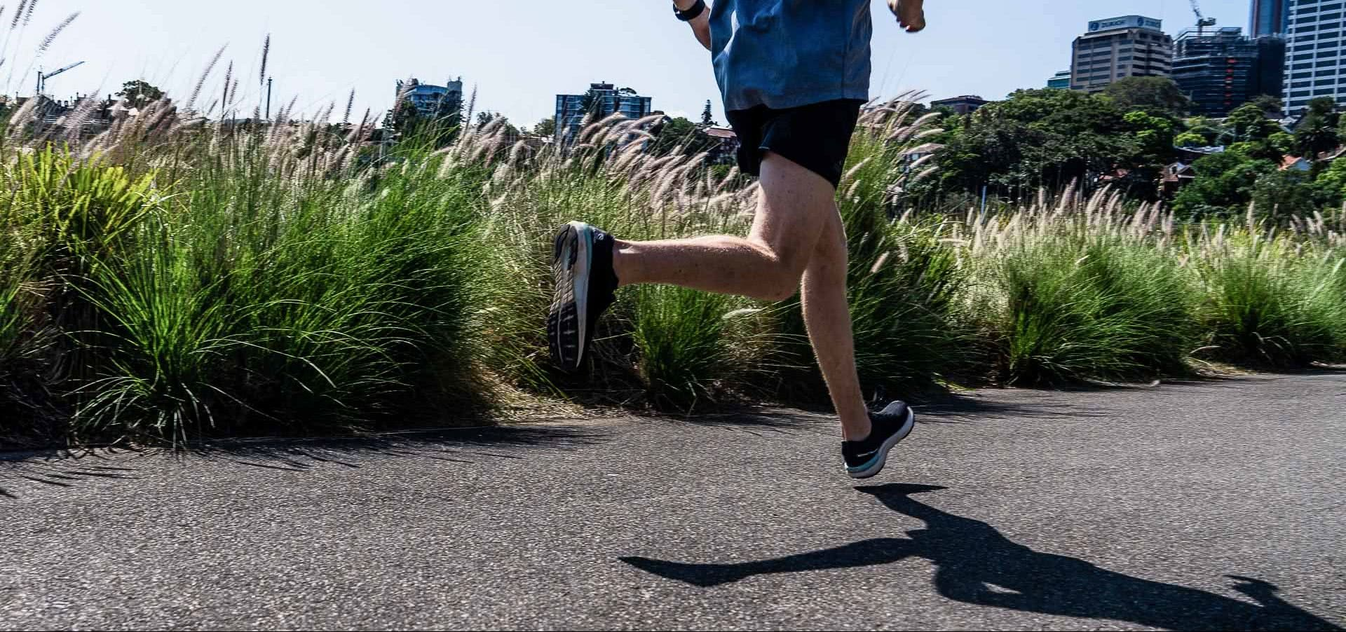 Salomon Sonic 3 Accelerate Gear Review, photo by Jono Tan @thetantrap, review by Tim Ashelford, lavender bay, sydney, nsw, running