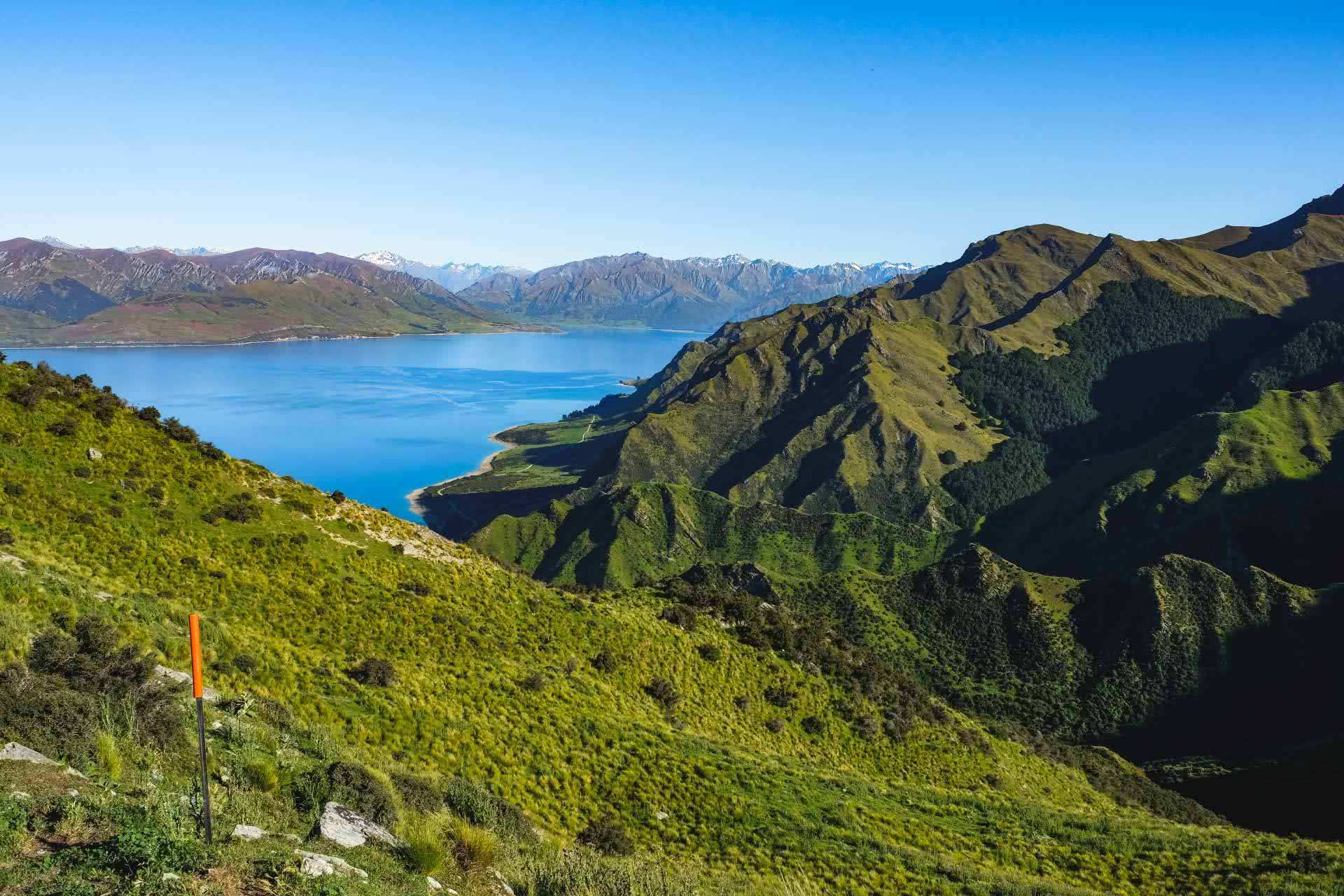 Is this the Breast Hike in New Zealand?, Brooke Nolan, Wanaka, Breast Hill Track, lake, mountains