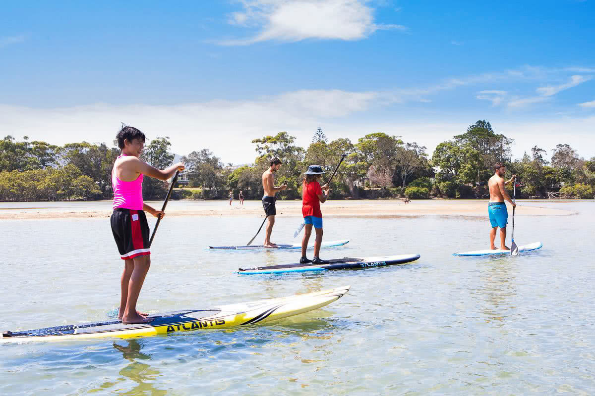 Wajaana Yaam Gumbaynggirr Stand Up Paddle Tour, Coffs Harbour