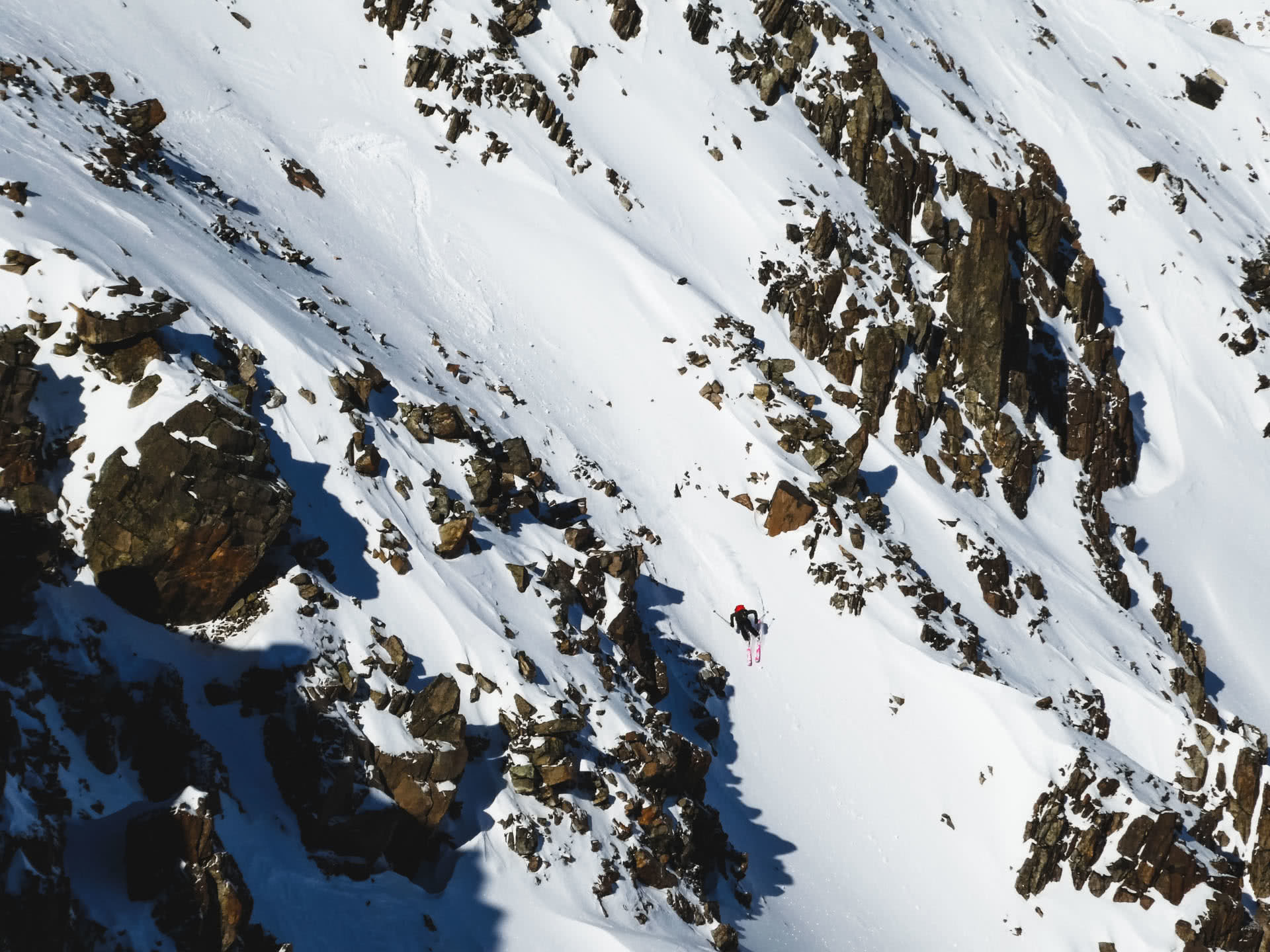 7 Skiing some of the backbowls beyond Ohau resort, 16 Just another Southern Alps view. Off the back at Porters, 21 Laurence climbing up the access walking track to Temple Basin ski area, colouir