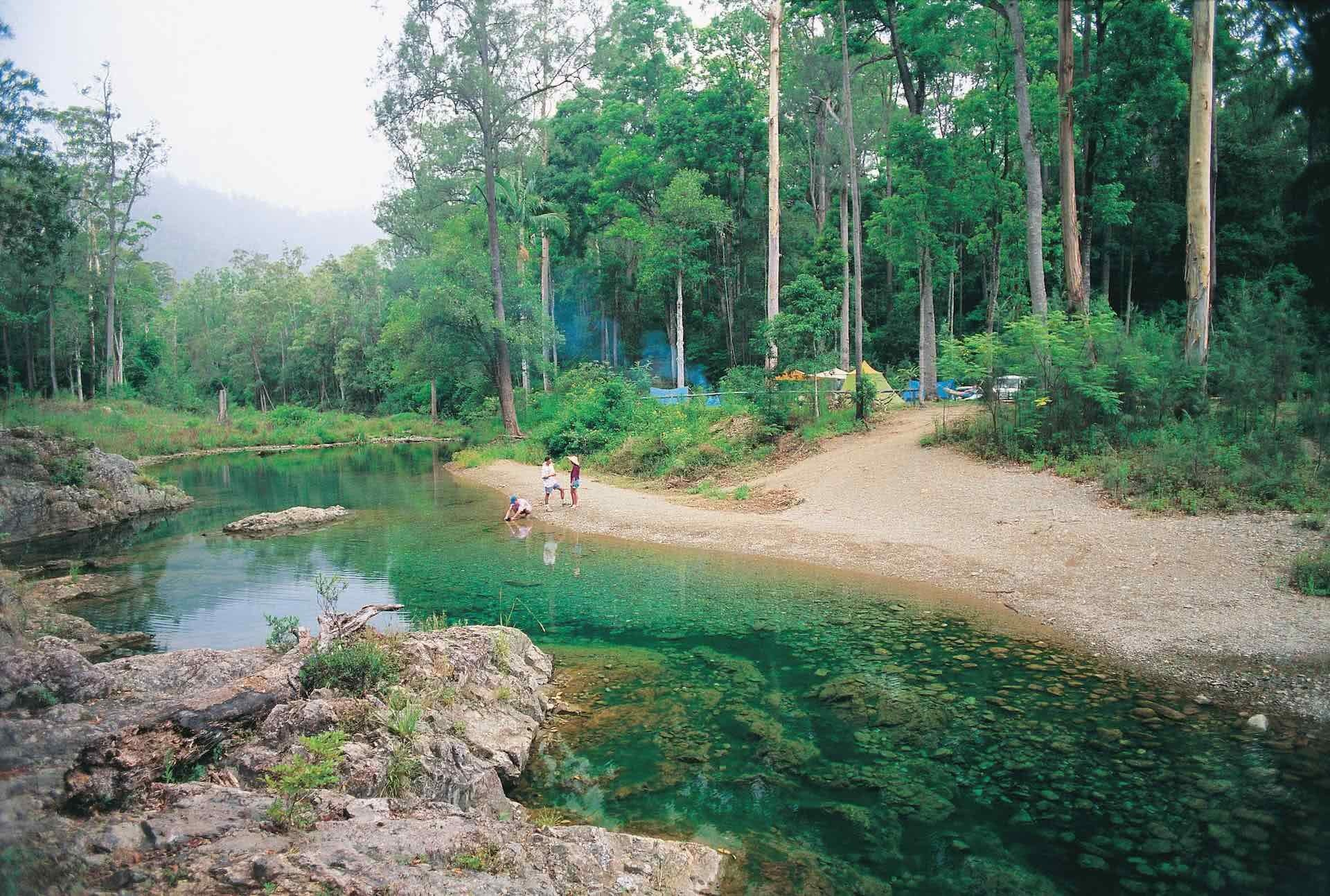 Best Free Campgrounds in Queensland - We Are Explorers
