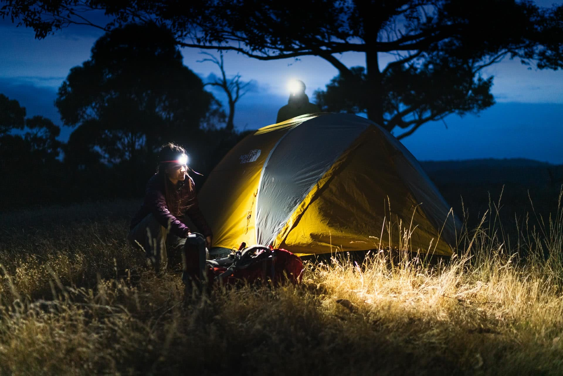 5 Adventures To Make Life Unboring, knog, photo by guy wilmot, empress canyon, blue mountains, nsw, bilby headlamp,