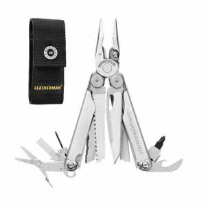 Father's Day Adventure Gift Guide Leatherman multi-tool