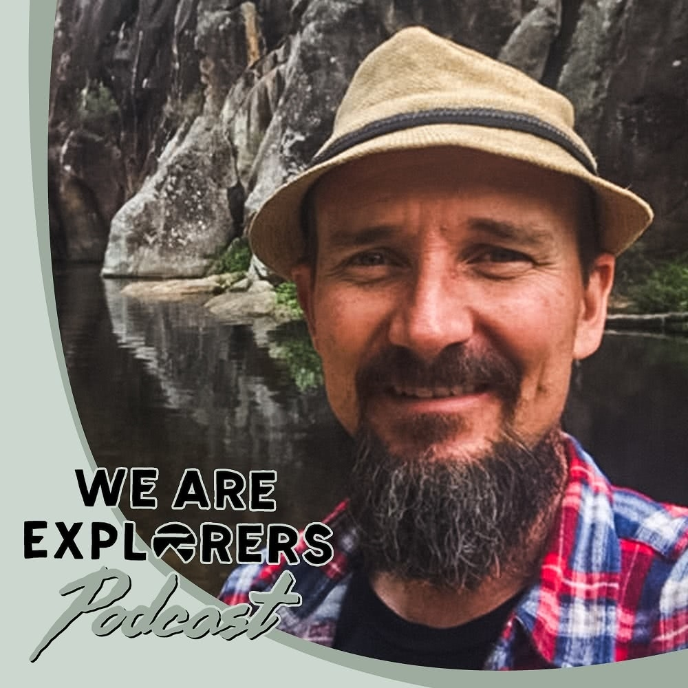Neil McCulloch First Hike Project We Are Explorers Podcast