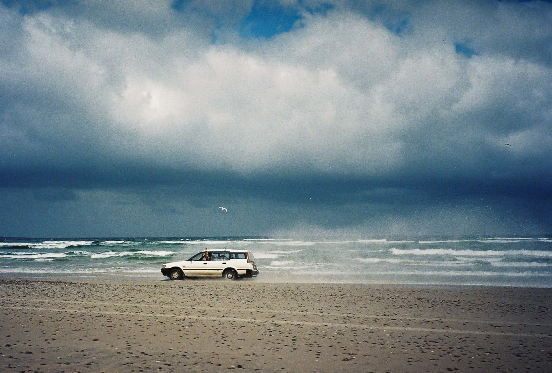 BeachDriving, 7 Things to Do on the Long Weekend when Campsites Are Booked Out, ruby bisson, film photography
