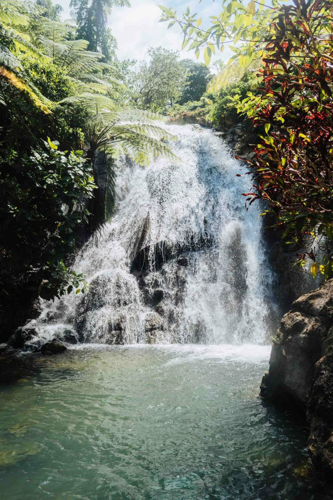 An Insider's Guide to Maewo, Vanuatu, photos by Ain Raadik and Ben Savage, Talise village, sparkling waterfalls, jungle