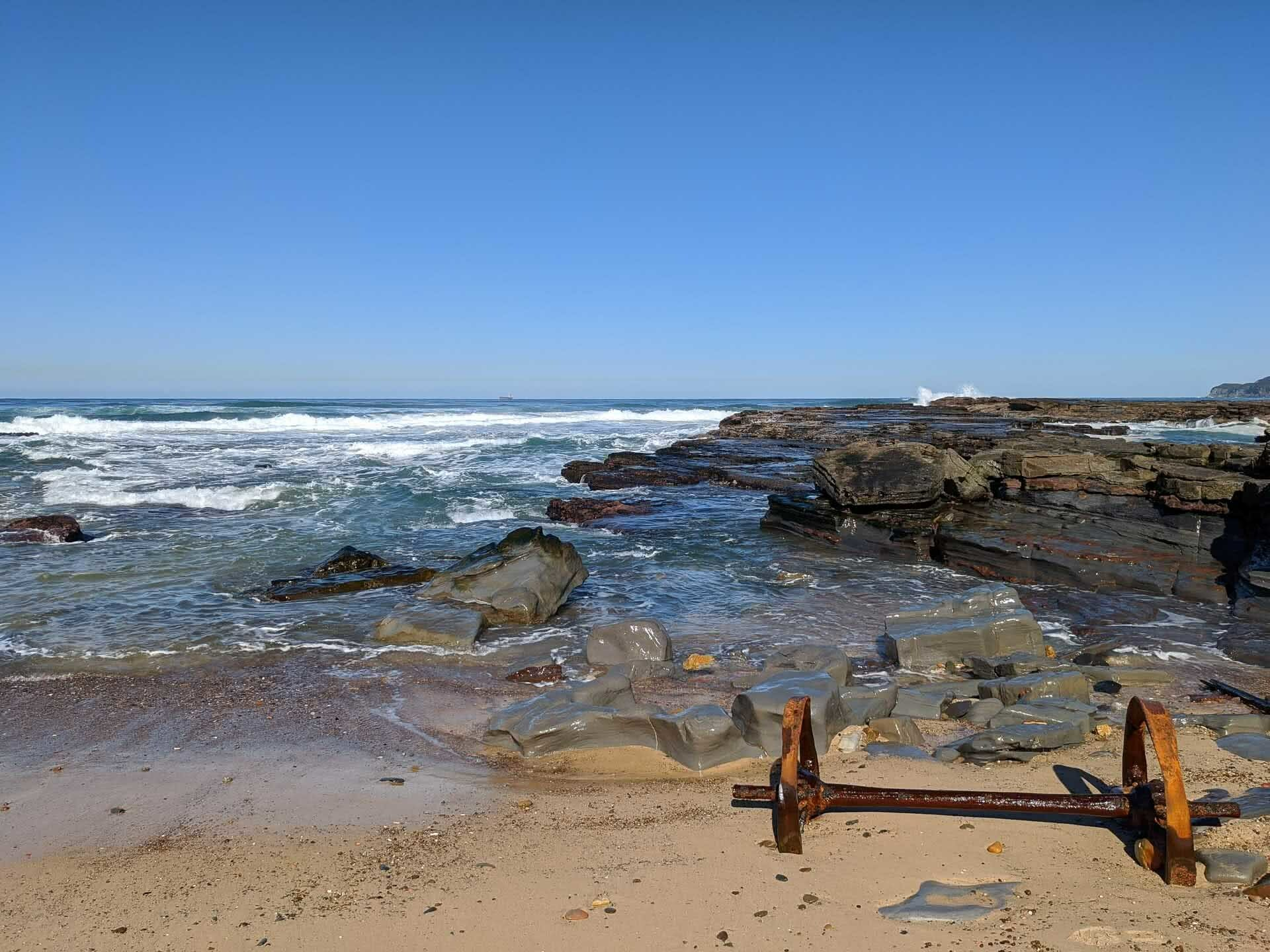 Hiking the Great North Walk – Sydney's 250km Thru Hike, jason reeves, sydney to newcastle, nsw, bach, sand, coast