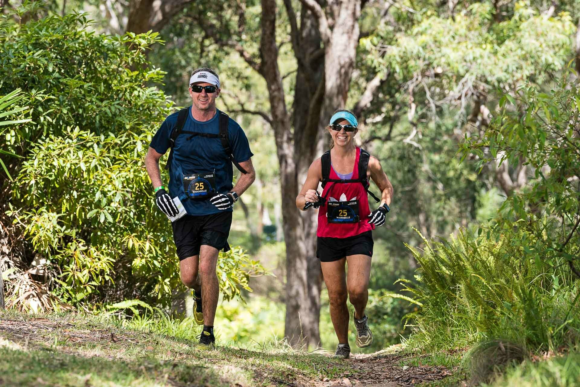 Enter the Lake Mac Adventure Race and Start 2021 Right, outer image collective, trail running