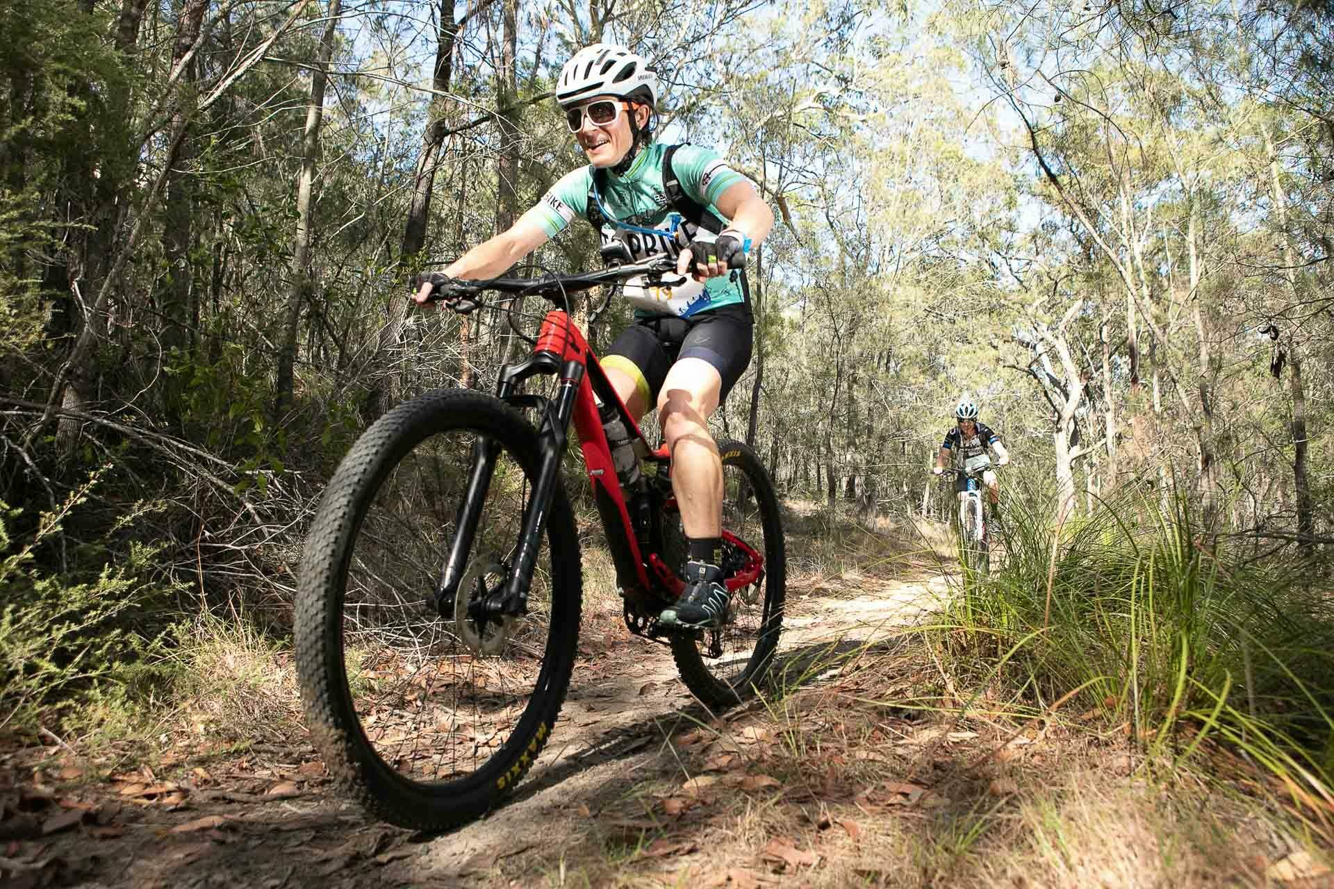Enter the Lake Mac Adventure Race and Start 2021 Right, outer image collective, mountain bike