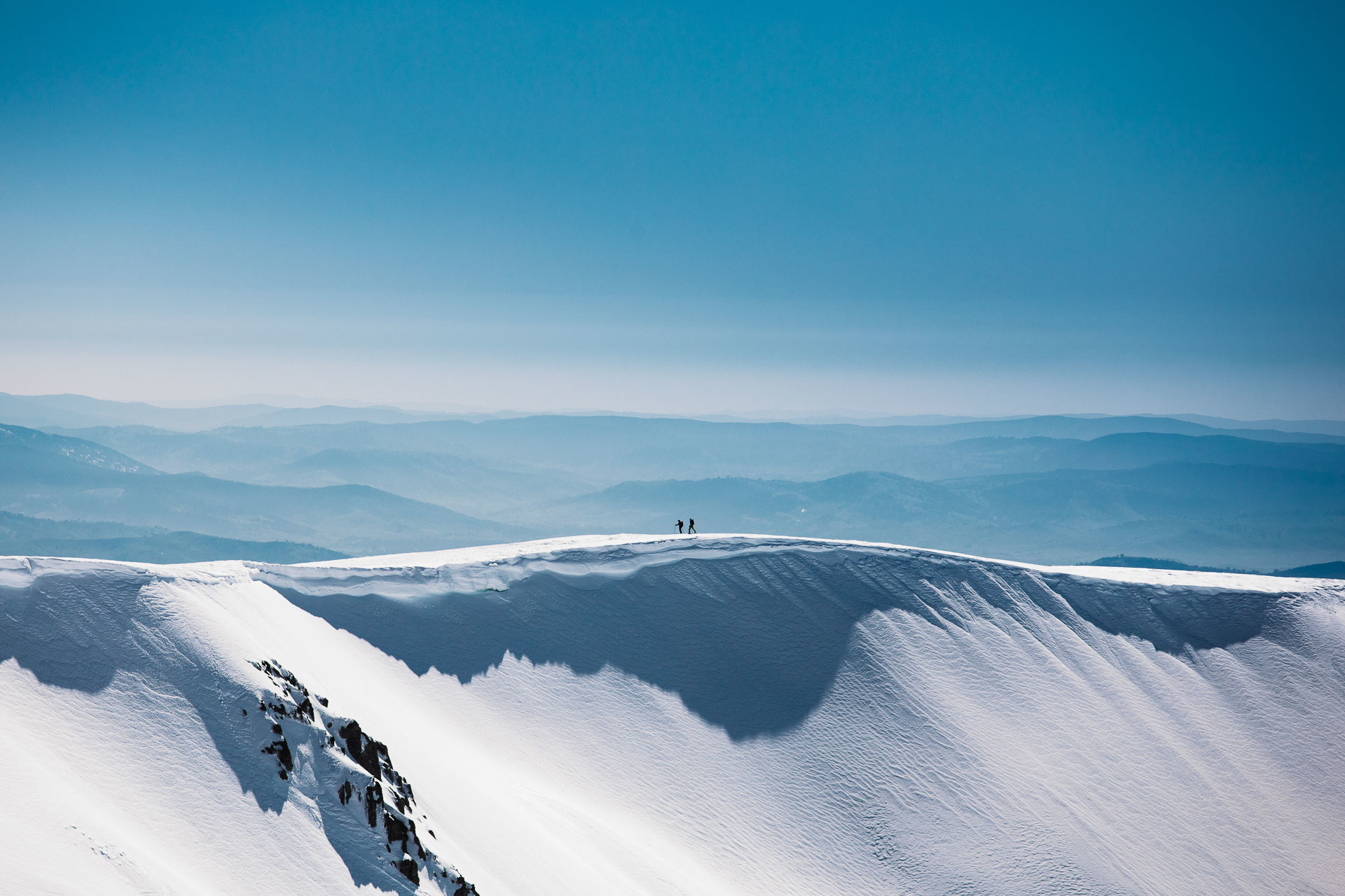 Sea to Summit in Australia – All In A Day's Work, guy williment, backcountry, snow, cornice, nsw