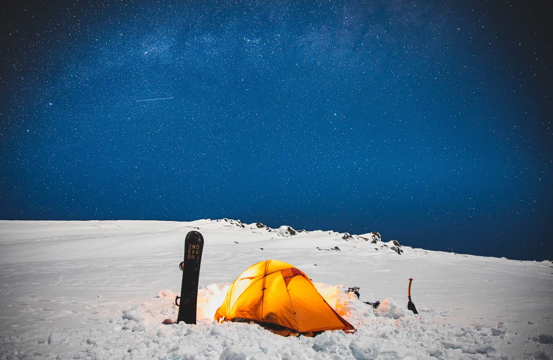 Sea to Summit in Australia – All In A Day's Work, guy williment, astrophotography, backcountry, snow camping, snowboard, nsw