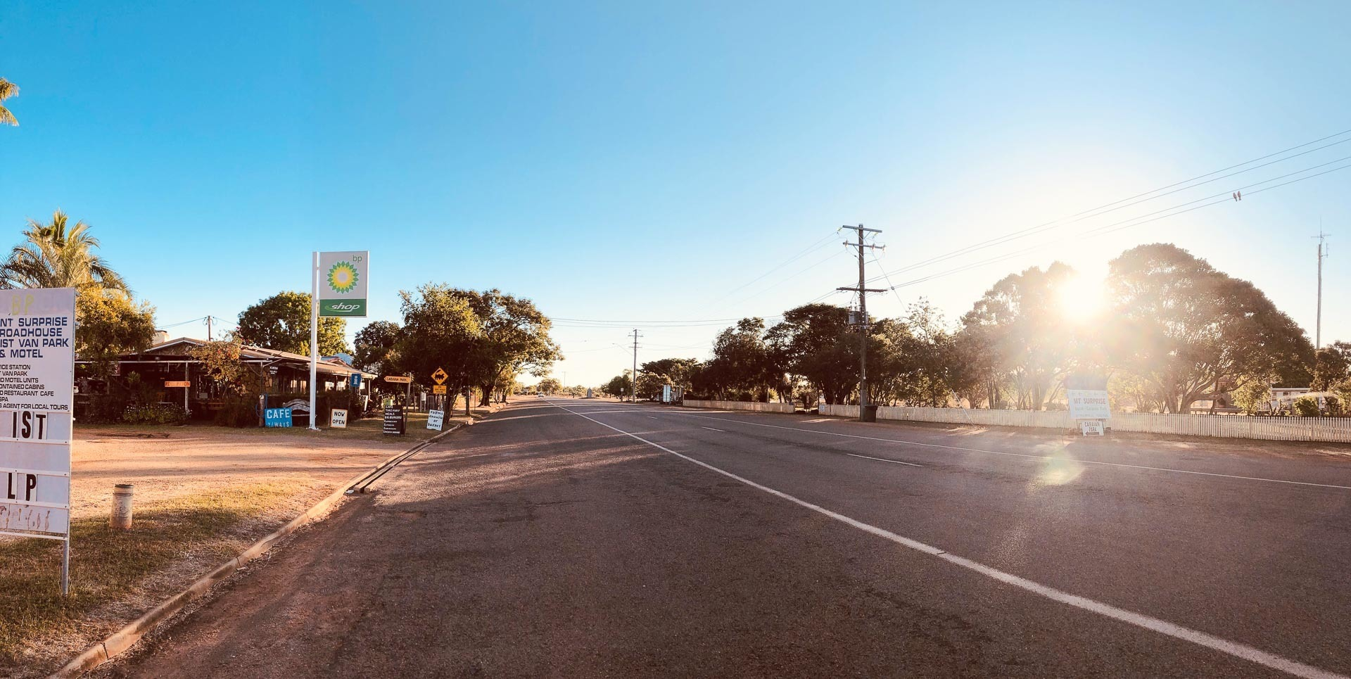 Mt Surprise Main Road, Steph Henderson, the Savannah Way, northern territory through western Queensland