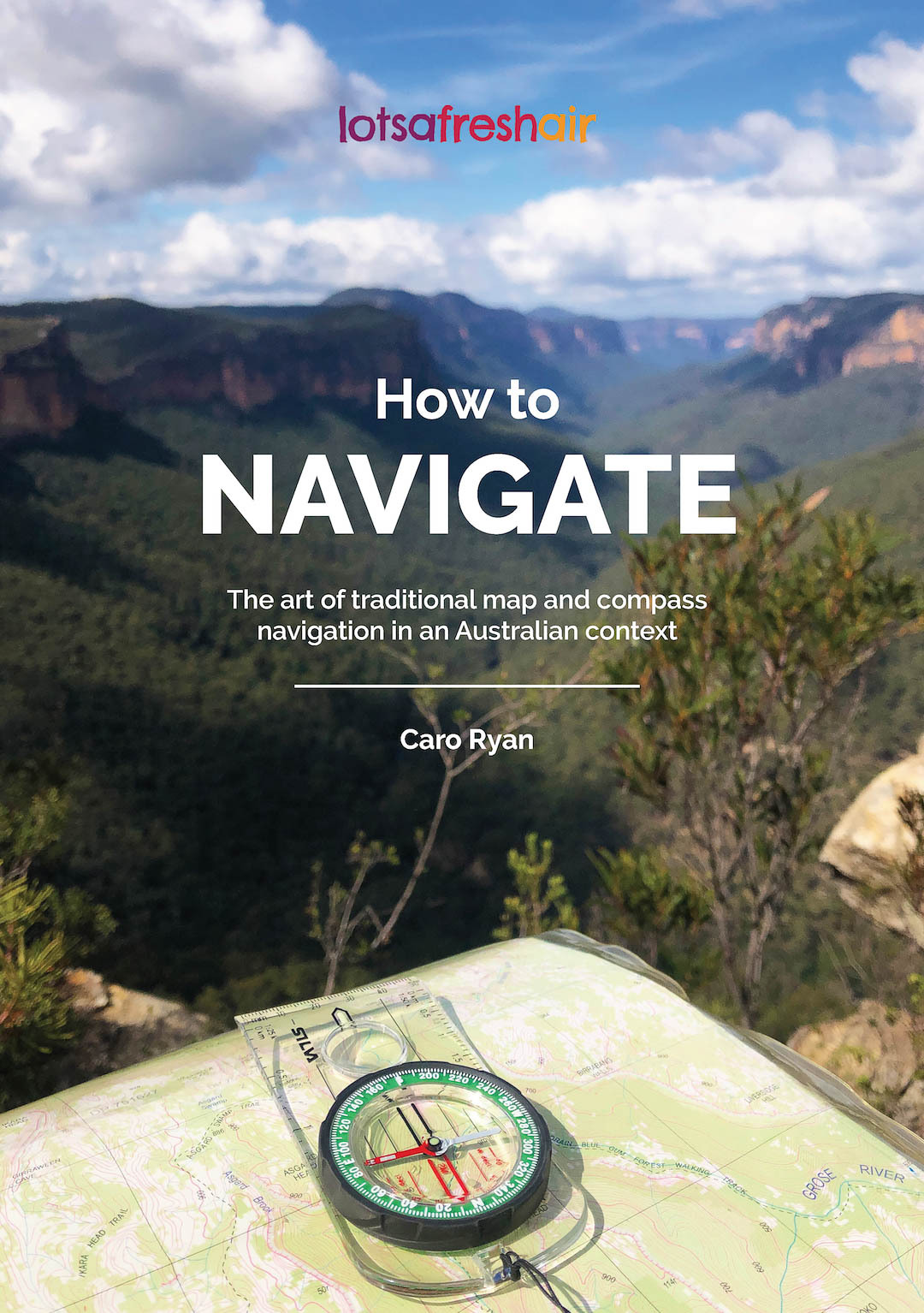 How to Navigate by Caro Ryan Cover