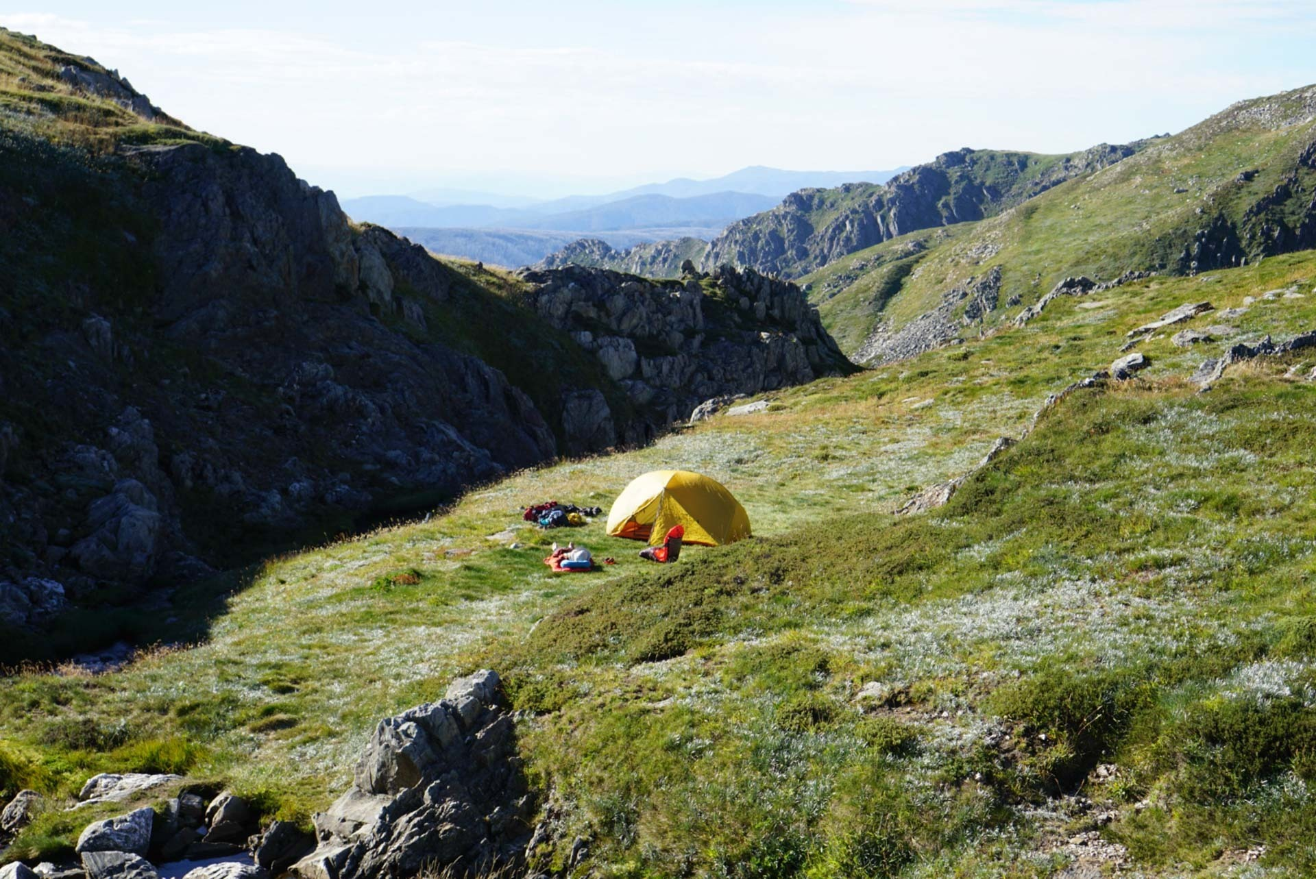 Sea to Summit Air Chair – Gear Review, ryan backhouse, kosciuszko national park, nsw, alpine, tent, camping