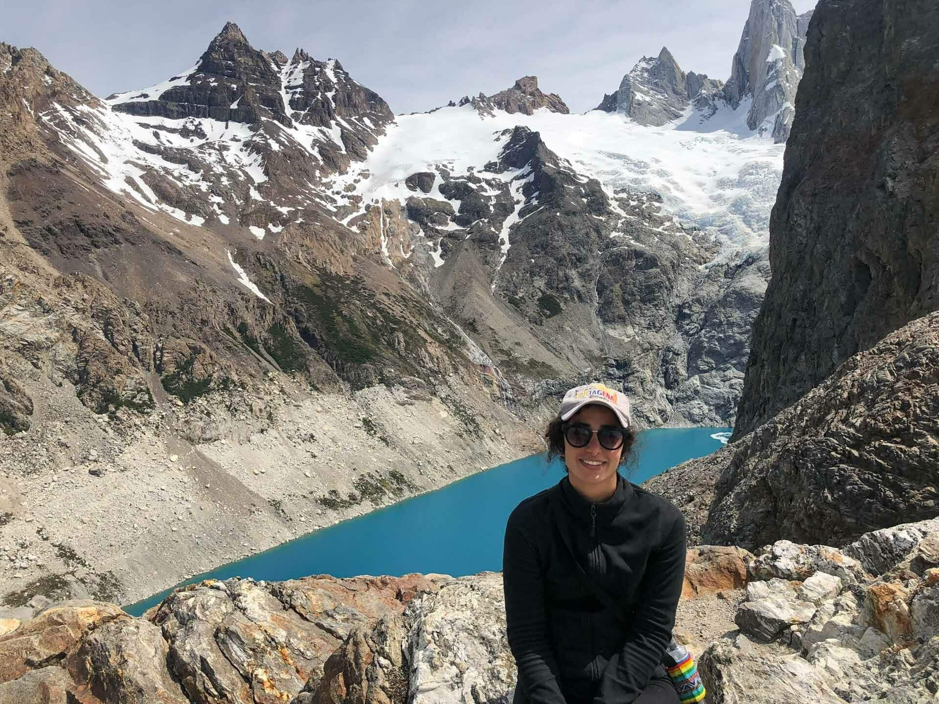 What's It Like To Be LGBTQIA+ and an Explorer?, Steph A-H