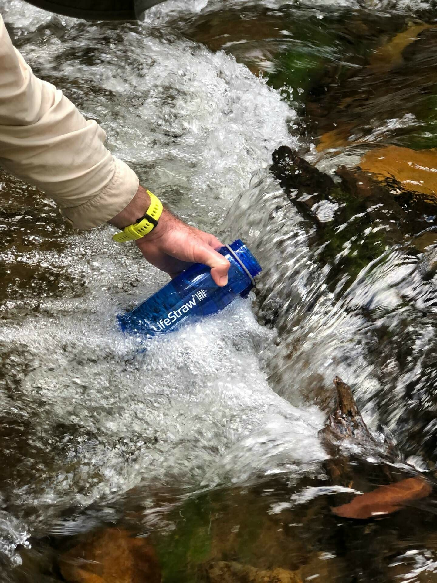 LifeStraw Go Water Bottle – Gear Review, andrew boyle